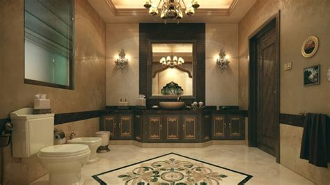 Classic Bathroom Design by 20 Luxurious And Comfortable Classic Bathroom Designs