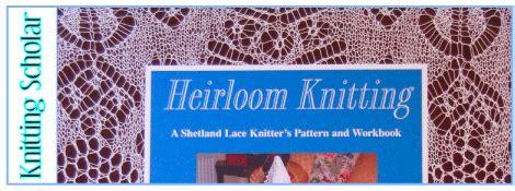 heirloom knitting by miller review heirloom knitting