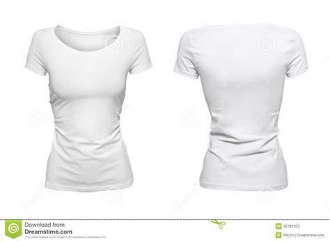 white  shirt stock image image  plain female empty