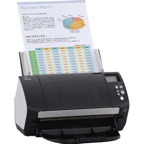 fujitsu fi 7160 color duplex document scanner