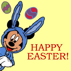 easter mickey mouse pictures disney easter graphics picgifs
