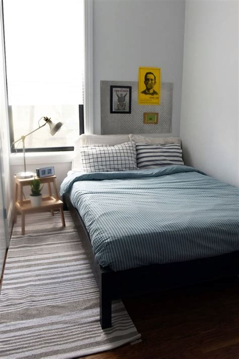 How To Make A Small Bedroom Work by Houseofaura How To Make A Small Bedroom Work How To