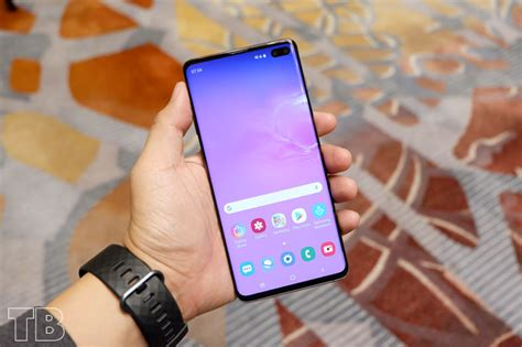 Samsung Galaxy S10 Promotion by Samsung Galaxy S10 Series Now Available In Stores Technobaboy