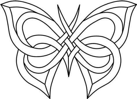 free antennas projects template butterfly stained glass patterns legs and antenna are