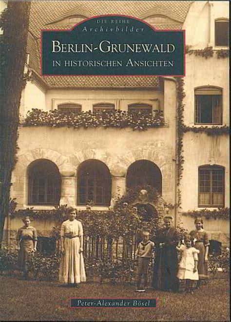 Die Scheune Berlin Grunewald by Reihe Archivbilder Ralf Schmiedecke