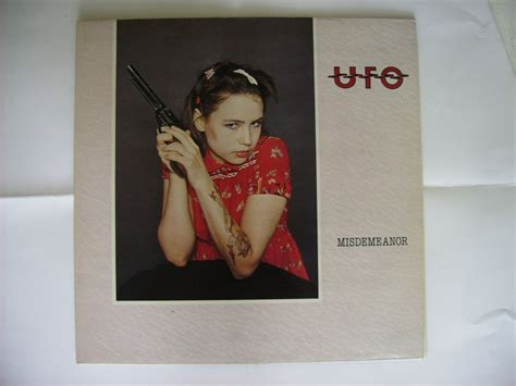 Misdemeanor Record Ufo Misdemeanor Records Lps Vinyl And Cds Musicstack
