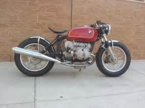 bmw r90 6 1976 custom cafe racer bobber r100 for sale on