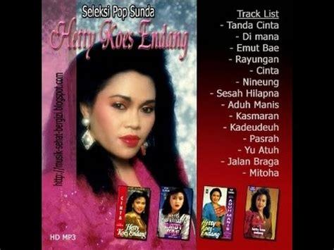 Vcd Album Kenangan Keroncong Jandhut hetty koes endang the best collection pop sunda mv