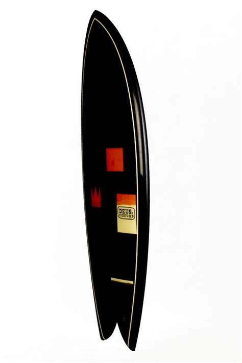 Handmade Surfboards - doubleohtwo deus custom surfboards