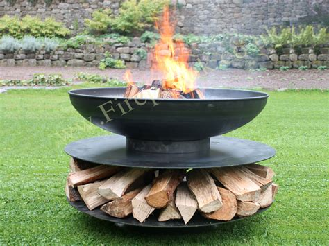 Firepit Uk Pit Classic Ring Of Logs 90 Firepits Uk