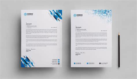 letterhead stationery template template catalog