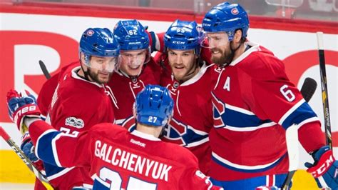 Calendrier Canadiens Montreal Canadiens Beat Panthers Clinch Playoff Spot Article Tsn