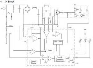 induction heater with ckm005 microcontroller openschemes