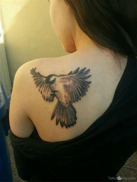 bird back tattoos designs pictures a category wise