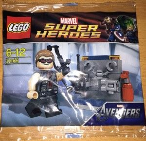 Lego Original Quinjet 30304 Polybag Marvel Superheroes complete list of all lego marvel and dc