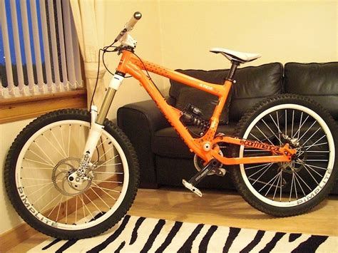 commencal supreme mini dh commencal supreme mini dh with 180 fork is it possible