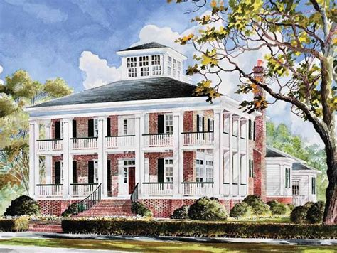 southern homes and gardens house plans eplans plantation house plan smythe park house from the