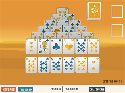 Pch Pyramid Solitaire - no download games pyramid ggetdirty