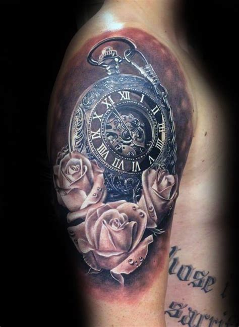 pocket watch tattoos for men 25 best ideas about pocket tattoos on