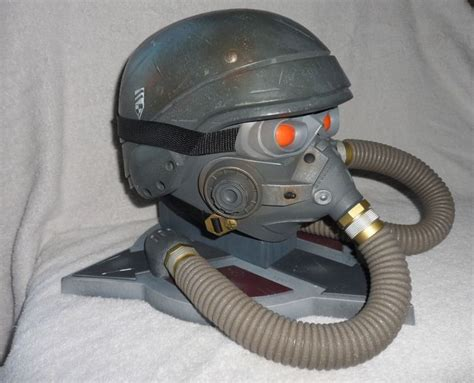Limited Helm Organizer sony ps3 killzone limited collector edition helghast helm