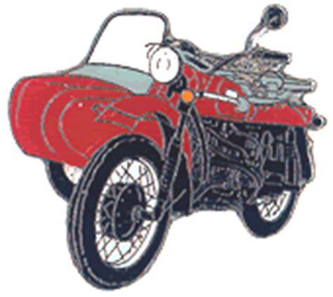Ural Motorrad Bausatz by 4 Gespann Eis