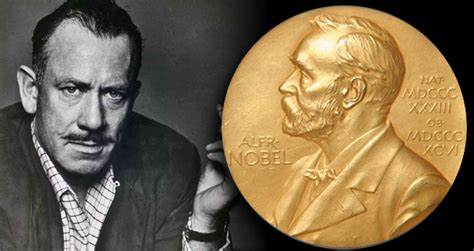 the prize books controversy steinbeck s nobel prize resurfaces