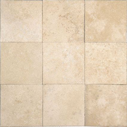 Fliese Ivory by Ivory Travertine 4 215 4 Honed And Beveled Tile Colonial