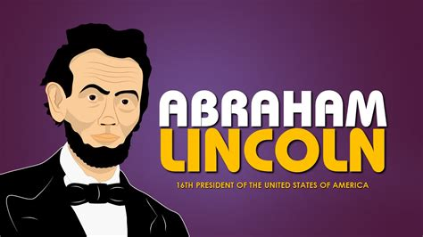 abraham lincoln animated biography abraham lincoln biography history for kids educational