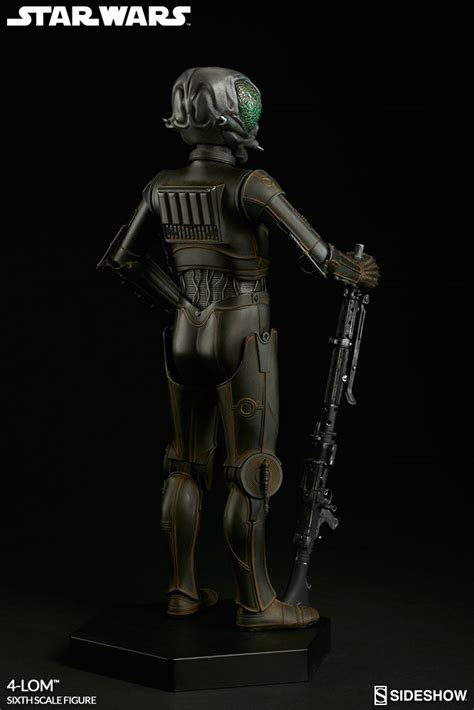 4 lom figure sideshow collectibles wars 4 lom