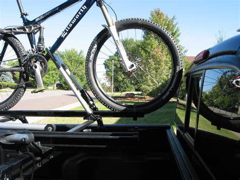 Tacoma Bike Rack by Easy Bike Rack For The Bed Tacoma World