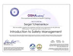 safety certificate template 9 best images of printable safety certificates safety