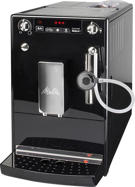 melitta volautomatisch koffiezetapparaat caffeo solo
