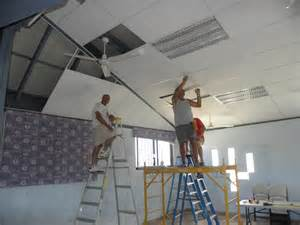 installing a suspended ceiling how to install suspended ceiling drop in ceiling panels