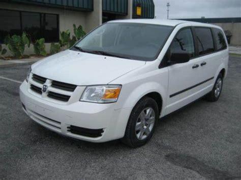 sell used 2009 dodge grand caravan cargo van in grandview missouri united states