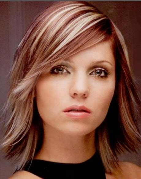 simple length layered hairstyles 56 easy to style medium length haircuts