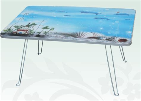 Small Fold Up Desk New Guanggong Shenzhen Space Saver Wooden Steel Laptop Tea Coffee Study Fold Up Desk Small