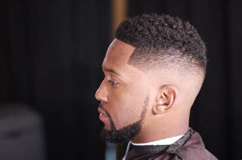 ideal wavy hairstyles  black men