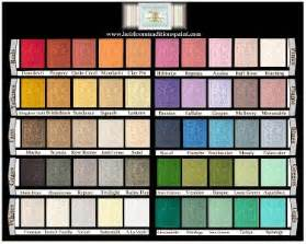 folk colors chalk paint by heirloom traditions 50 colors pint quart