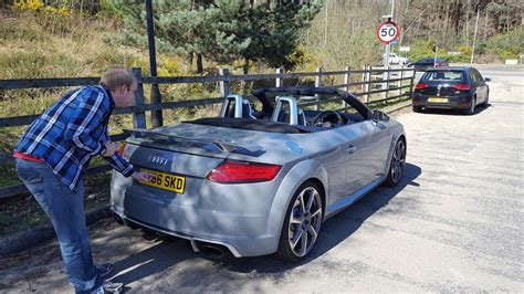 Audi Tt Owners Club Uk by Tt Rs Fast And Or Friendly Audi News Audi Owners