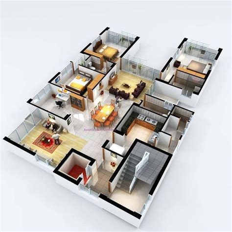 home design 3d gold houses 24 best images about 3d house plans on pinterest