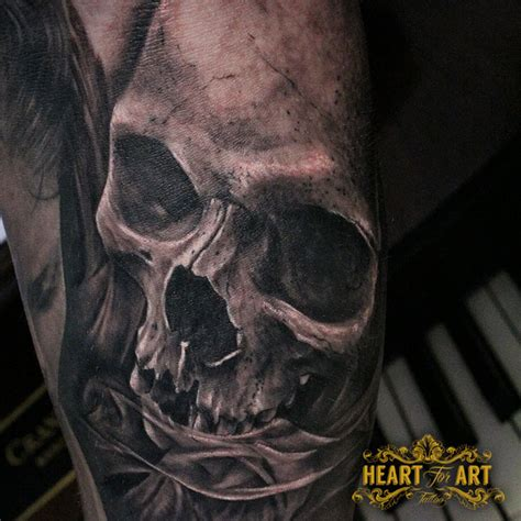 tattoo black and grey skull black and grey skull tattoo jpg portfolio heart for