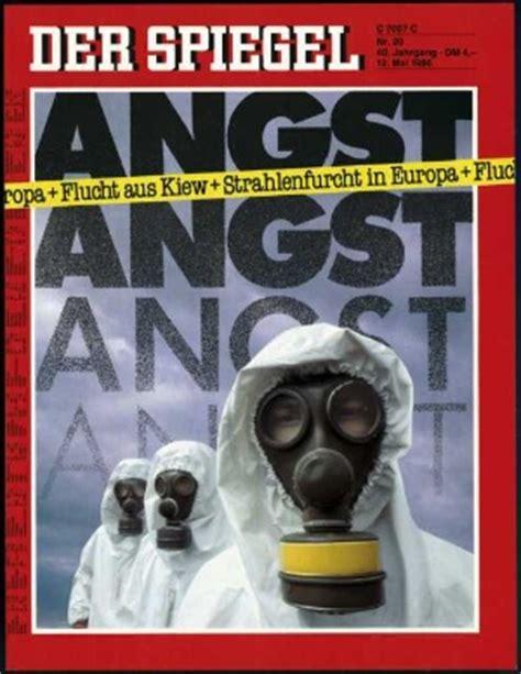 Spiegel Essay by Spiegel Essay Tschernobyl In Deutschland Der Spiegel 20 1986