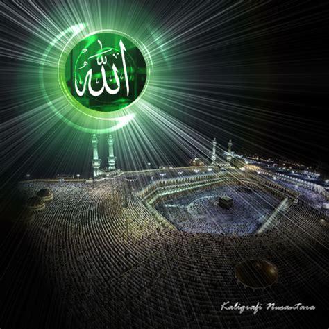 kaligrafi nusantara  berkarya  syiar islam