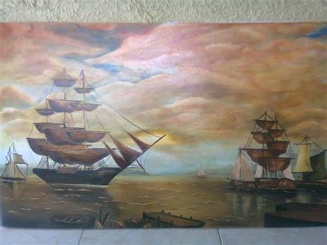 Lukisan Perahu dinomarket pasardino lukisan kapal perahu pinisi