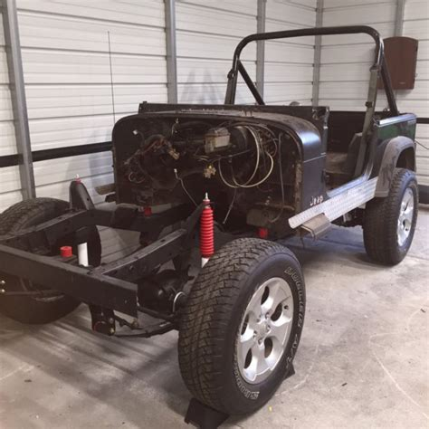 1989 jeep wrangler project for sale photos technical