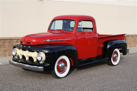 1952 Ford Truck by 1952 Ford Truck Parts Sale