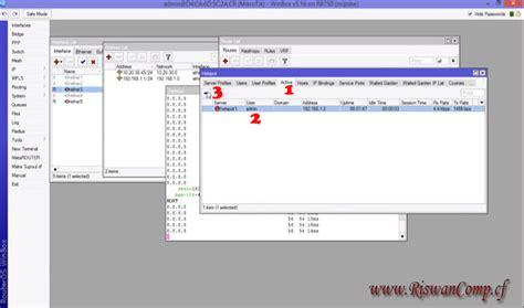 cara cari bug yang aktif cara logout user yang aktif di hotspot mikrotik tukang lap