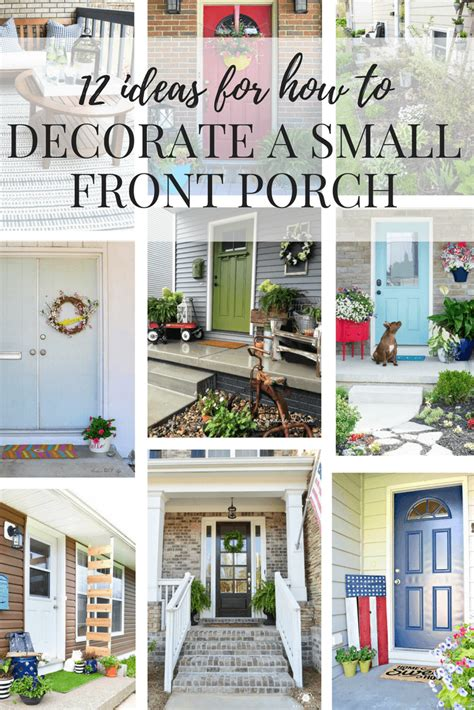 how to decorate the house small front porch ideas how to decorate a porch love