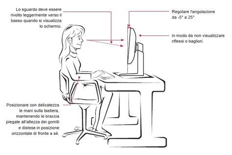 illuminazione schermo pc how to evitare affaticamento e problemi alla vista