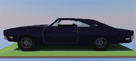 minecraft dodge charger dodge charger 69 minecraft project
